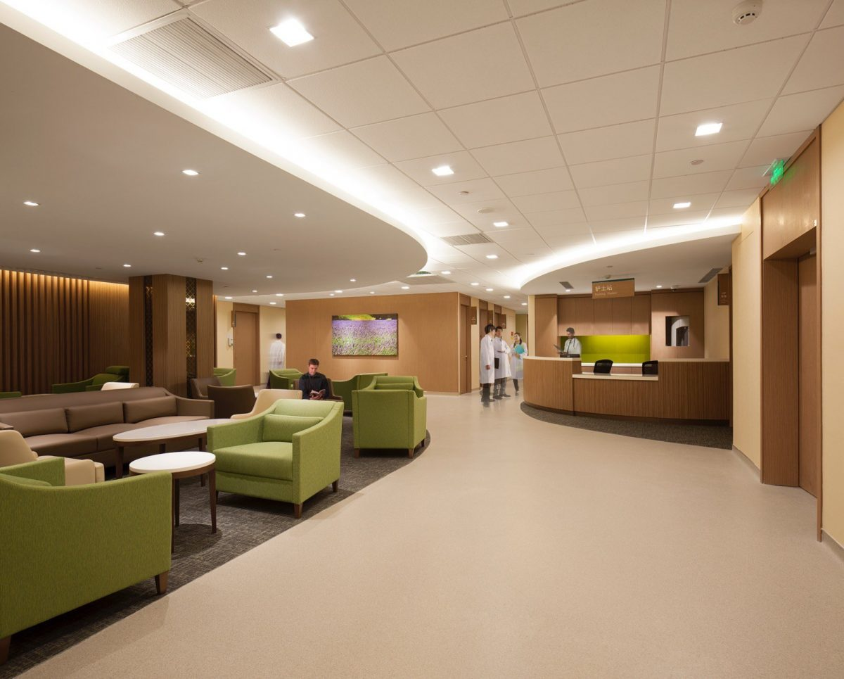 Robarts spaces angel women 39 s children 39 s hospital for Design hotel ladys first
