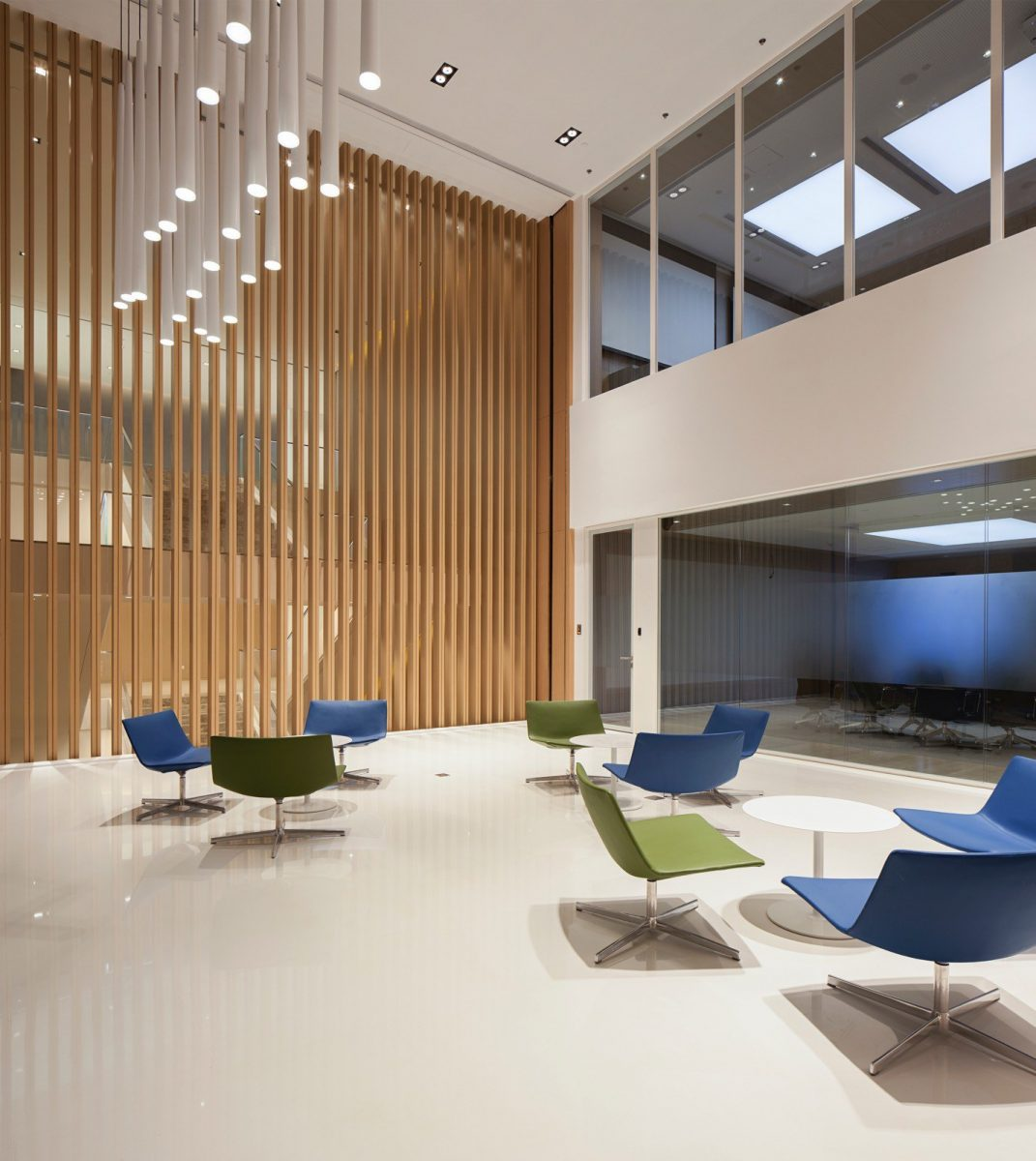 Robarts Spaces | Asia Pulp & Paper China Headquarters