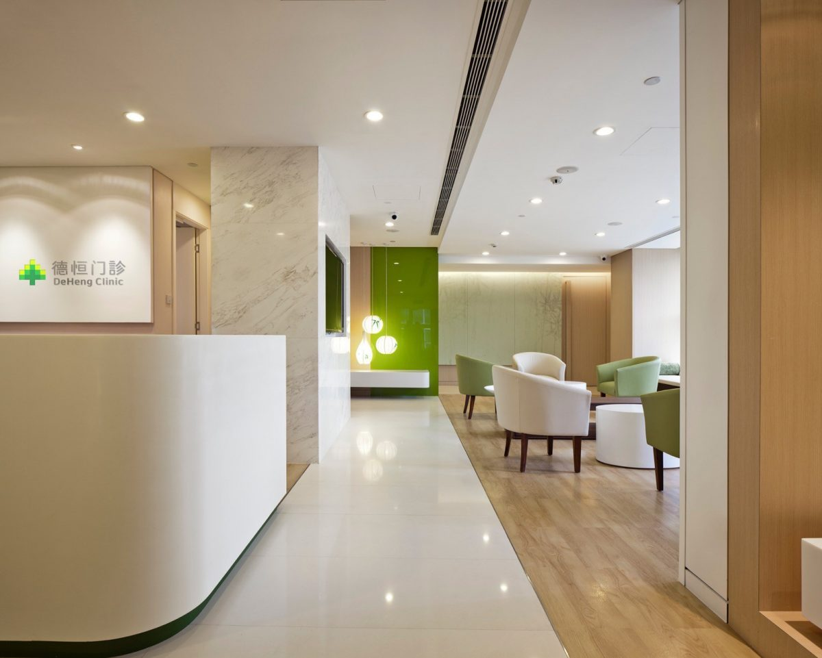Robarts Spaces Deheng Clinic