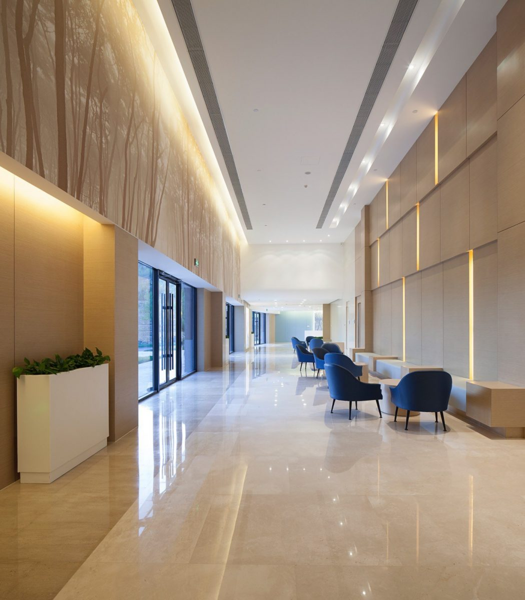Robarts Spaces United Hospital Qingdao